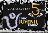 Projeto de extensão 'Coro Juvenil UNIRIO' celebra cinco anos de existência