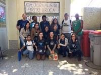 Projeto de Extensão da UNIRIO e ONG SOS Mata Atlântica iniciam parceria