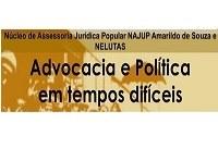 Projeto NAJUP convida para debate sobre Advocacia e Política nesta quarta-feira, dia 5