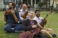 Quarteto de Cordas da UFF homenageia IVL neste domingo