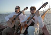 Quintas Culturais apresenta concerto Latino-América Duo