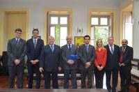 UNIRIO e INPI discutem iniciativas de cooperação