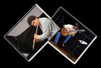 Série UNIRIO Musical apresenta duo de flauta e violão