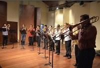 Série UNIRIO Musical promove  apresentação do Coral de Trombones da UNIRIO
