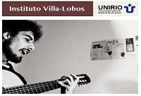 Série Villa-Lobos Aplaude apresenta o violonista Pedro Grammont nesta quinta, 31