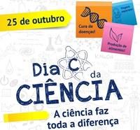 UNIRIO apoia e participa do Dia C da Ciência