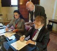 UNIRIO assina acordo com Universidade de Bolonha