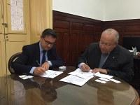 UNIRIO assina acordo de cooperação acadêmica com o Consulado da França