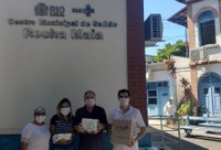 UNIRIO e Cefet/RJ fazem doação de material para Unidade de Atenção Primária em Botafogo