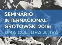 PPGAC participa de seminário internacional em homenagem a Grotowski