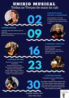 UNIRIO Musical promove encontro com o criador dos cursos de Bacharelado da UNIRIO e da UFRJ, no dia 9 de maio