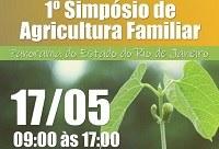 UNIRIO promove o 1º Simpósio de Agricultura Familiar