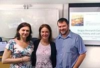 UNIRIO recebe pesquisadores de universidade sueca em curso de férias sobre produção de biogás e biofertilizantes
