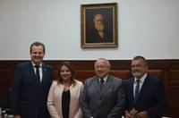 UNIRIO sedia 13° Encontro do IESALC/Unesco