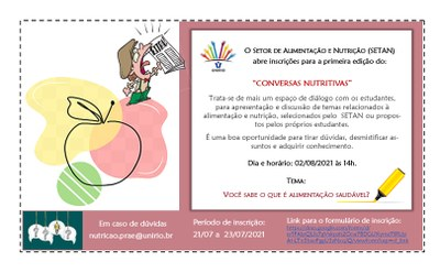 Cartaz Conversas Nutritivas_ed. 1