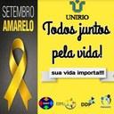 Dia mundial de conscientização e prevenção do combate ao suicídio