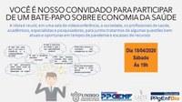 LAETS promove videoconferência sobre economia da saúde neste sábado, dia 18