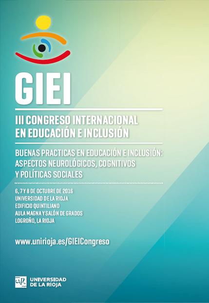 III Congresso Internacional em Educação e Inclusão GIEI