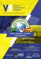 """Curso """"Museos, Turismo y Patrimonio"""" - Inscrições abertas"""