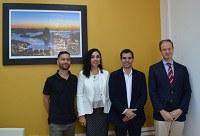 UNIRIO recebe Cônsul Geral da Espanha