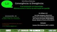 Convergências & Divergências: Pós-Graduação Arquivologia, Biblioteconomia e Ciência da Informação em questão