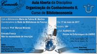 Convite: Aula aberta de OC II